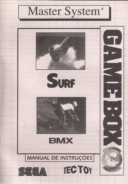 File:GBSER SMS BR Manual.pdf - Sega Retro