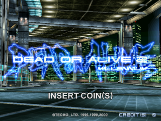 Dead or Alive 2 Millennium