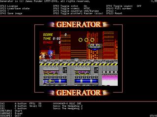 Generator (emulator) - Sega Retro