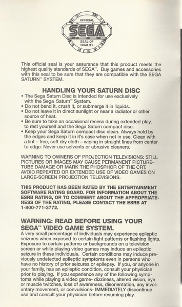 File:Collegeslam sat us manual.pdf - Sega Retro