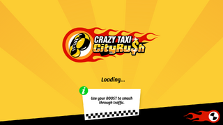 Crazy Taxi City Rush title screen.png
