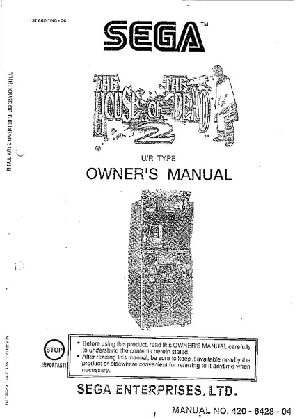File:HotD2 NAOMI Manual Upright.pdf