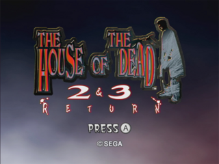 The House Of The Dead 2 38 3 Return
