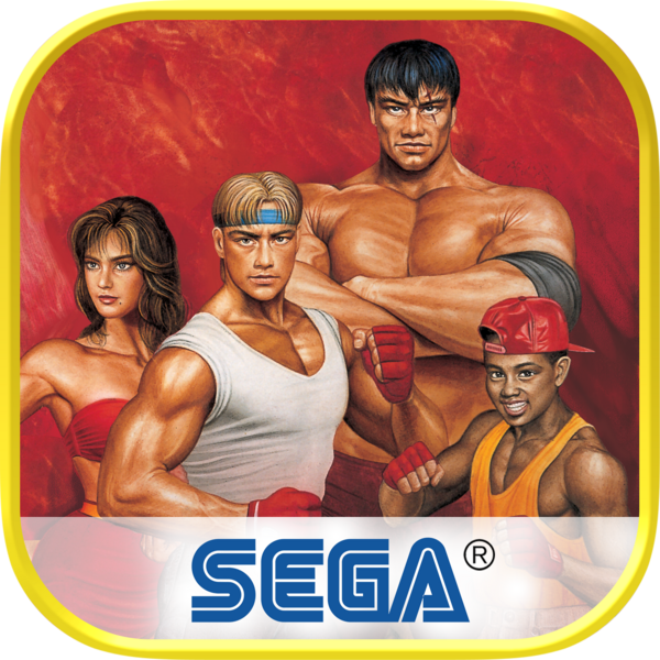 File:SEGA Forever - Streets of Rage 2 - Icon.png