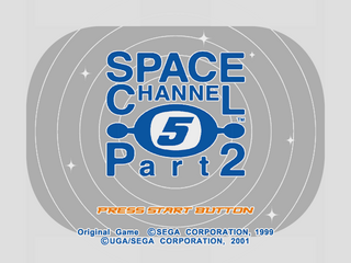 SpaceChannel5Part2 title.png