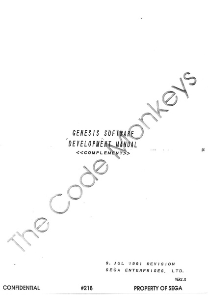 File:Genesis Software Development Manual Version 2.0 1991-07-09.pdf
