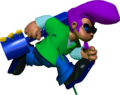 GameProPressDisc19 JohnnyBazookatone JB RUN.png