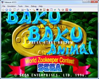 UoYabause - Sega Retro