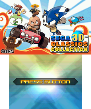 Sega 3D Classics Collection title screen.png