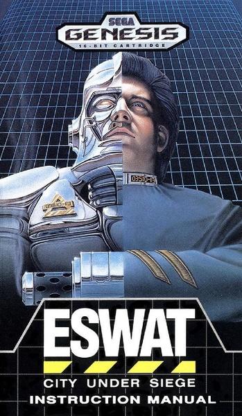 File:Eswat md us manual.pdf - Sega Retro