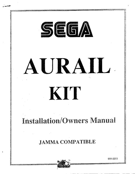 File:Aurail System16 US Manual.pdf