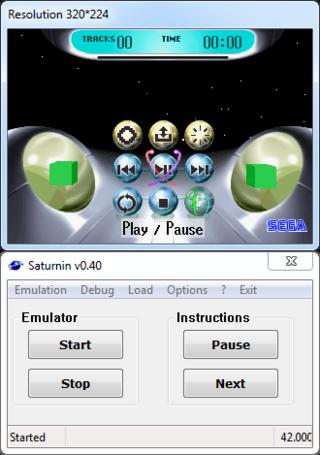 Saturnin - Sega Retro