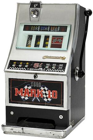 Sega continental slot machines caribbean casino cigar